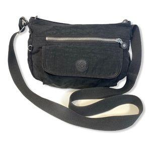Kipling Crossbody Nylon Shoulder Bag Hobo Purse